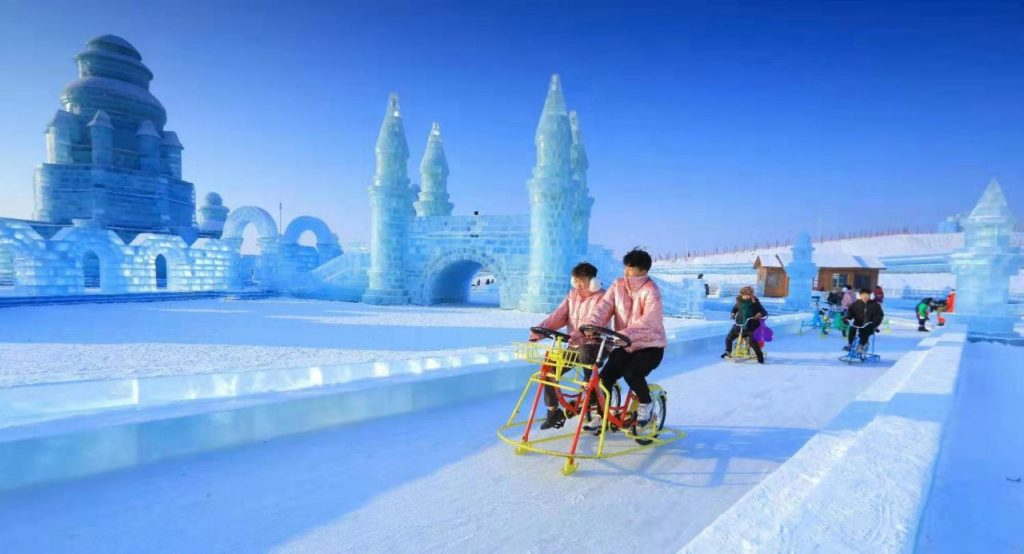 Source: www.harbinice.com - Harbin International Ice and Snow Sculpture Festival